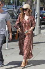 AMY ADAMS Out and About in Los Angeles 06/20/2017