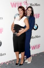 AMY LANDECKER at Women in Film 2017 Crystal + Lucy Awards in Beverly Hills 06/13/2017