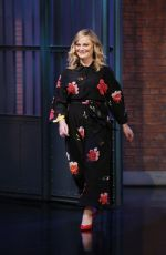 AMY POEHLER at Late Night with Seth Meyers in New York 06/21/2017