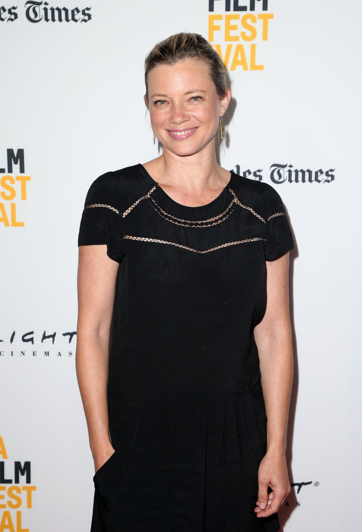 AMY SMART at The Keeping Hours Screening in Culver City 06/15/2017