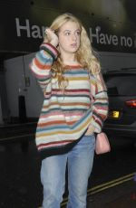 ANAIS GALLAGHER Leaves Annabells in London 06/27/2017