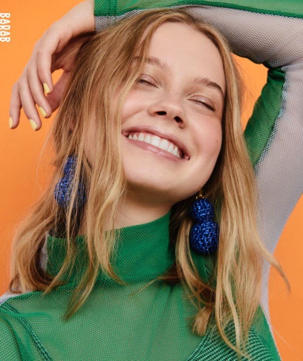 ANGOURIE RICE for Nylon Magazine, June 2017