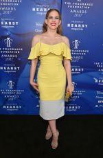 ANNA CHLUMSKY at 2017 Fragrance Foundation Awards in New York 06/14/2017