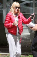 ANNA FARIS Out and About in Vancouver 06/17/2017