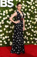 ANNA KENDRICK at Tony Awards 2017 in New York 06/11/2017