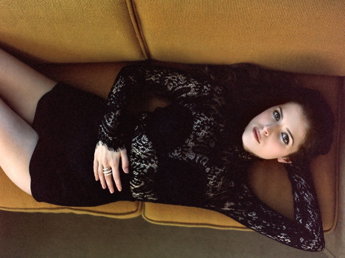 ANNA KENDRICK for Playboy, December 2016