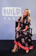 ANNABELLE WALLIS at Build LDN Event at AOL London 06/01/2017