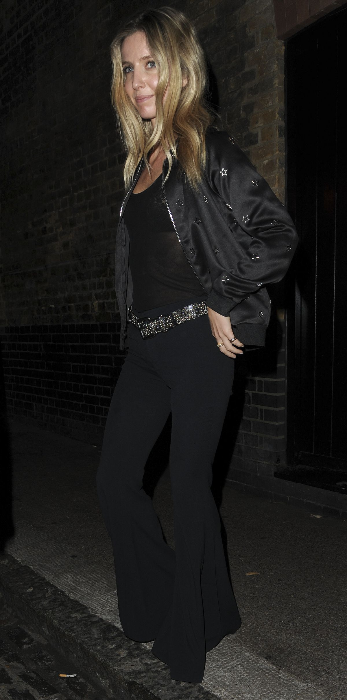ANNABELLE WALLIS at Chiltern Firehouse in London 06/03/2017