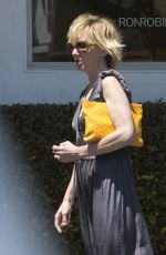 ANNE HECHE Out on a Bike in West Hollywood 06/12/2017