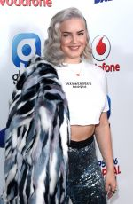 ANNE MARIE at Capital's Summertime Ball in London 06/10/2017