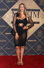 ANTJE UTGAARD at 2017 Maxim Hot 100 Party in Los Angeles 06/24/2017
