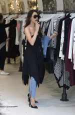 ANTOINETTE MARIE Out Shopping in Sydney 06/02/2017
