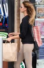 APRIL LOVE GEARY Out Shopping in Los Angeles 06/05/2017