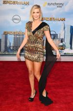 ARIANA MADIX at Spiderman: Homecoming Premiere in Los Angeles 06/28/2017
