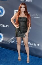 ARIEL WINTER at Los Angeles Dodgers Foundation