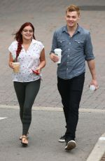 ARIEL WINTER Out and About in Los Angeles 05/31/2017