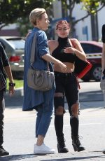 ARIEL WINTER Out and About in Los Angeles 06/05/2017