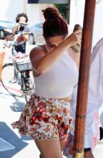 ARIEL WINTER Out for Lunch at Il Pastaio in Beverly Hills 06/19/2017