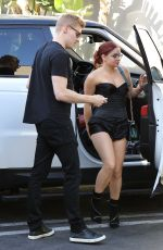 ARIEL WINTER Out in Los Angeles 06/15/2017