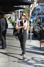 ARIELLE VANDENBERG Out and About in Beverly Hills 06/05/2017