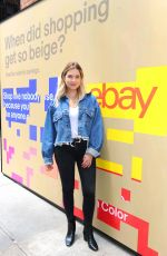 ASHLEY BENSON at Ebay`s Fill Your Cart With Launch in New York 06/21/2017