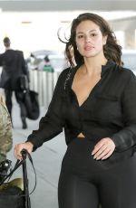 ASHLEY GRAHAM at JFK Airport in New York 06/22/2017