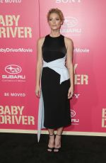 ASHLEY GREENE at Baby Driver Premiere in Los Angeles 06/14/2017