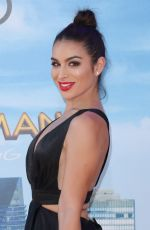ASHLEY IACONETTI at Spiderman: Homecoming Premiere in Los Angeles 06/28/2017