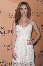 ASHLEY JONES at Inspiration Awards in Los Angeles 06/02/2017