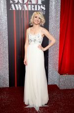 ASHLEY SLANINA-DAVIES at British Soap Awards in Manchester 06/03/2017