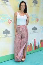 AUTUMN CALABRESE at Children Mending Hearts 9th annual Empathy Rocks in Los Angeles 06/11/2017