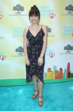 AVA CARDOSO SMITH at Children Mending Hearts 9th annual Empathy Rocks in Los Angeles 06/11/2017