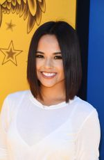 BECKY G at Despicable Me 3 Premiere in Los Angeles 06/24/2017