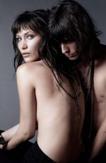 BELLA HADID for Nars Cosmetics, Fall 2017 Campaign