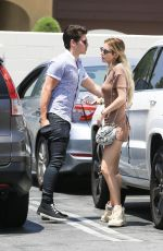BELLA THORNE Leaves Rite Aid in Studio City 06/05/2017