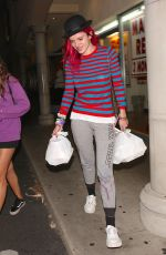 BELLA THORNE Night Out in Encino 06/26/2017