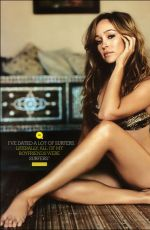 Best from the Past - AUTUMN REESER in Stuff Magazine, December 2006 Issue