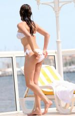 Best from the Past - Kelly Brook in Bikini at French Riviera, August 2008