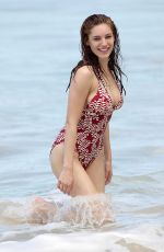 Best from the Past - KELLY BROOK in Swimsuit on Vacation in Caribbean, March 2009