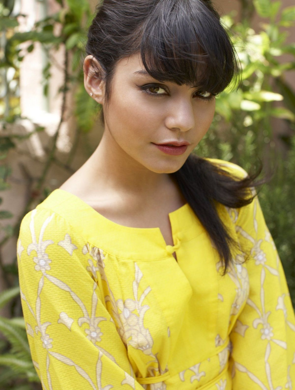 Best from the Past - VANESSA HUDGENS for Parade Magazine, 2009