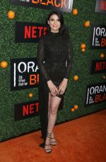 BETH DOVER at Orange in the New Black Season 5 Premiere Party in New York 06/09/2017