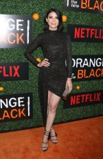 BETH DOVER at Orange in the New Black Season 5 Premiere Party in New York 06/09/2017