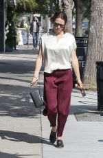 BETHANY JOY LENZ Out and About in Los Angeles 06/08/2017