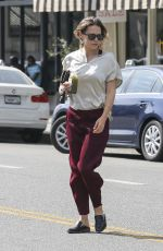 BETHANY JOY LENZ Out in Los Angeles 06/08/2017