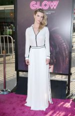BETTY GILPIN at Glow Premiere in Los Angeles 06/21/2017
