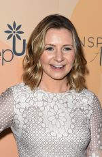 BEVERLEY MITCHELL at Inspiration Awards in Los Angeles 06/02/2017