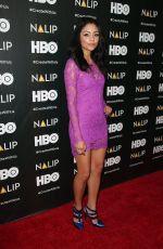 BIANCA A SANTOS at Nalip Latino Media Awards in Los Angeles 06/24/2017