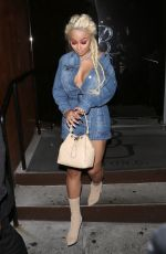 BLAC CHYNA at Barton G Restaurant in Los Angeles 06/05/2017