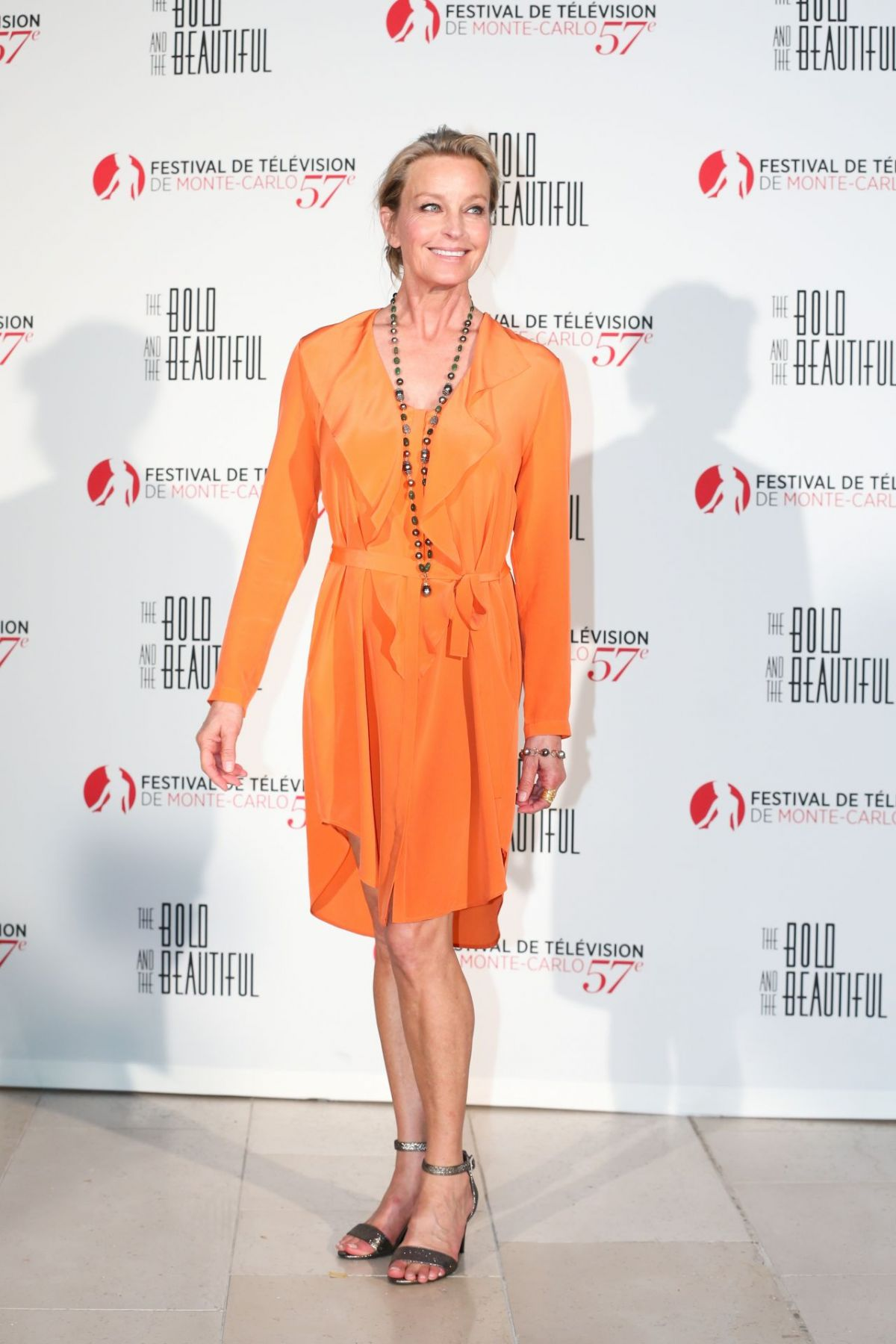 BO DEREK at The Bold and the Beautiful Anniversary at Monte Carlo TV Festival 06/18/2017
