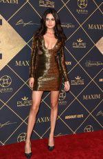BOJANA KRSMANOVIC at Maxim Hot 100 Party in Hollywood 06/24/2017